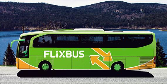 Flix Bus Service